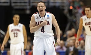 Arizona Wildcats beat San Diego State 70-64 to reach Elite Eight