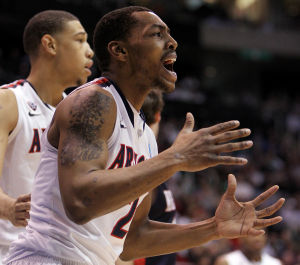 Photos: Arizona vs. Belmont in NCAA Tournament
