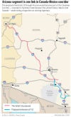 Interstate 11 map