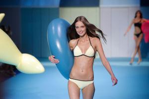 Photos: Sexy swimwear makes splash at Paris Fashion Show