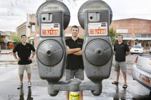 Wichner: Pilot program tests smartphone payment for meter parking