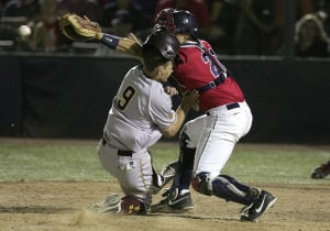 College baseball: Arizona 10, Arizona State 9: Cats stage devil of a comeback