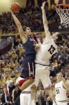 Arizona 71, Arizona State 54 Wildcats wear down Sun Devils
