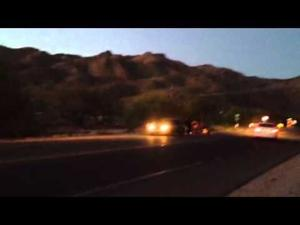 Bicyclist attacked on Mount Lemmon