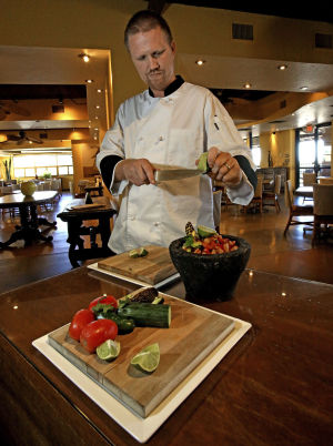 Chef du Jour: John Hohn of Gringo Grill