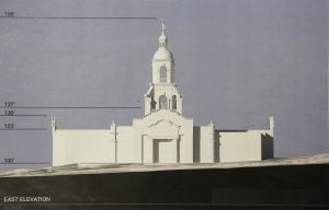 Foothills site likely for Mormon temple