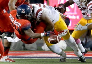 Photos: Arizona vs. USC football