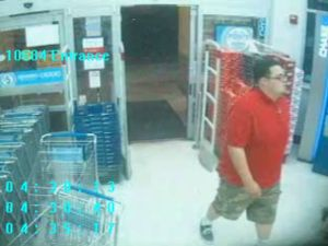 Would-be thief leaves drug store empty-handed
