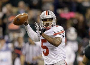 Ohio State's Miller out for season