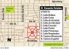 El Encanto Estates map