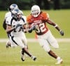 Texas backfield runs wild on Rice