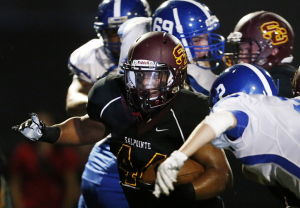 Salpointe RB eager to show off Powell, the person