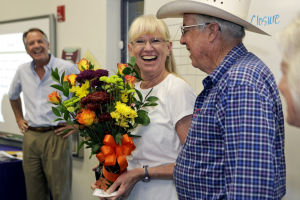 Marana woman celebrates 40 years of teaching