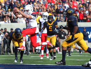 Arizona football: Wildcats hold off Cal 33-28