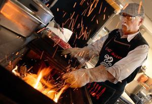 Chef de Tucson: Marcos Barragan, The Quesadillas
