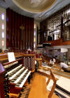 Pipe organ at Catalina United Methodist