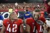 Arizona football DE Reed taking new stance