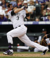 MLB: As Cuddyer's hit streak grows, so does his beard