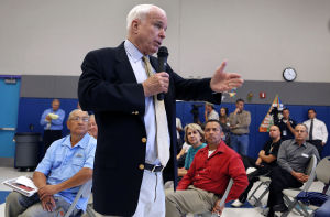 McCain still hopeful immigration reform is a political priority