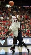 UA basketball Duquesne at Arizona