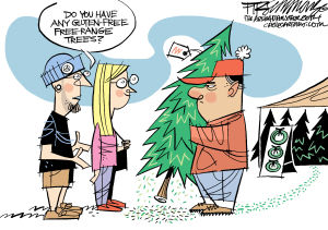 Daily Fitz Cartoon: Tree
