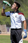 FC Tucson All eyes are on latecomer in goal