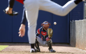 Arizona Baseball: Wildcats' resilient catcher putting more on shoulders