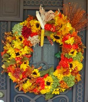 Share your autumn in Tucson decor