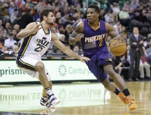 Jazz run away from Suns in 21-point win
