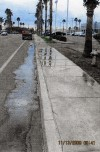 Tucson Auto Mall, city in wet misery