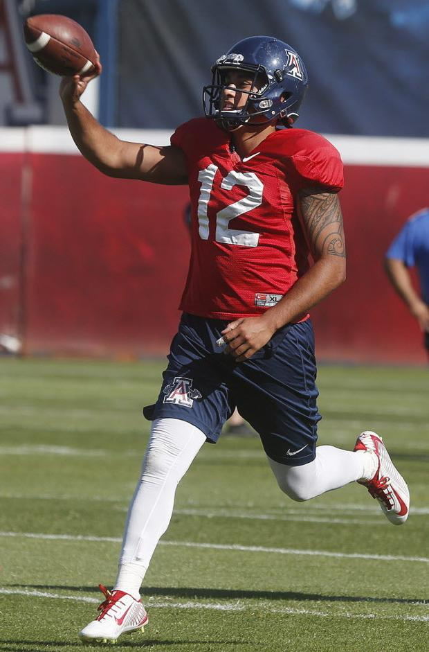 Arizona football: Our post-spring depth chart