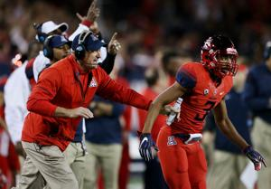 Hansen's Sunday Notebook: Wildcats' win over ASU a new beginning — or the beginning of the end?