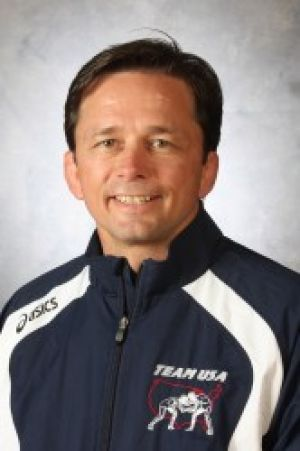 Olympic wrestling coach to speak at local clinic
