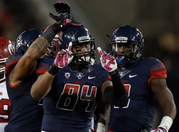 UA football: On Gilbert, D-line and facing Cal