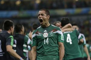 """""""Chicharito"""" Hernández vuelve a selección mexicana"""
