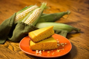 Have a taste for cornbread? Here's a corn-fed recipe