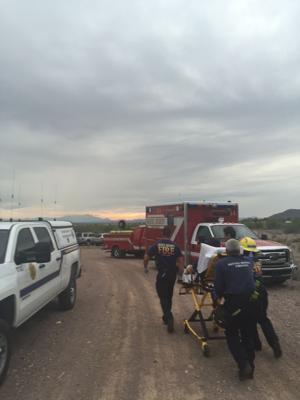 Hiker rescued from Cat Mountain