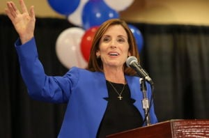 McSally looks to be winner in CD2 race