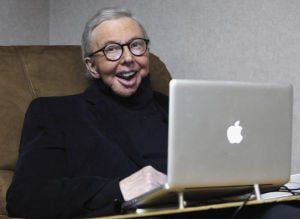 Photos: Famed movie critic Roger Ebert dies