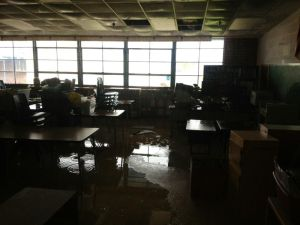 2 Tucson schools flooded in Friday storms
