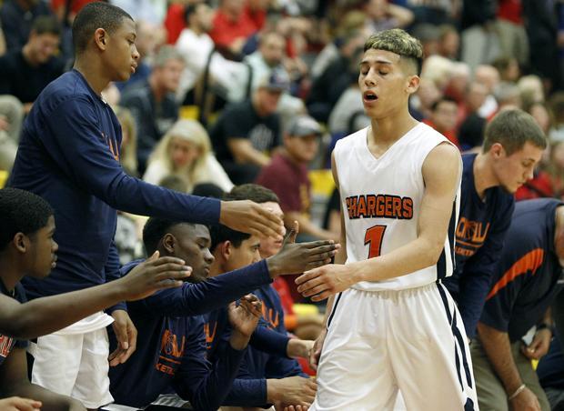 Photos: Cholla vs. Arcadia boys basketball