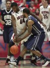 Arizona basketball Hill, Johnson a force on defense