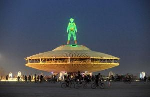 Photos: A trip through the desert world of Burning Man
