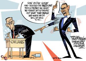 Fitz fix: Syria
