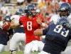 Expect Foles to say, 'Go deep' a lot this fall