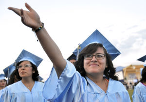 Photos: Pueblo High graduation