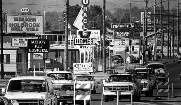 Photos: Then and Now around Tucson