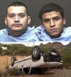 2 face burglary charges after SW Tucson car chase