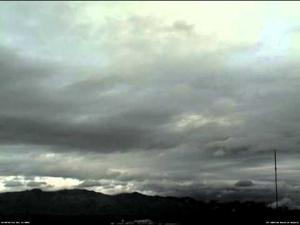 Rainy Tucson