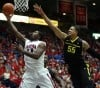 UA basketball Oregon at Arizona